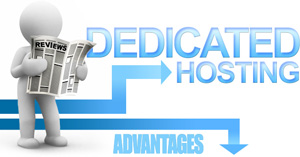 Dedicated Server Hosting UK Advantages