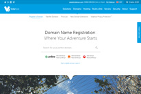 Register a domain at VidaHost